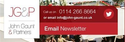 John Gaunt & Partners - September Licensing Newsletter
